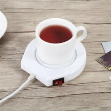 Electric Coffee Warmer Tea Milk Cup Heater Pad Heating Plate 110v US plug