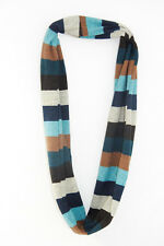 RETRO UNISEX JERSEY MULTICOLOR AUTUMN/ WINTER HIPSTER THEME  NECK SCARF(MS4)