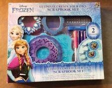 New Disney Frozen Scrapbook Set Create Your Own Children's Scrapbook