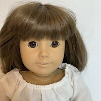 Pleasant Company Doll Brown Eyes Brown Hair American Girl Doll