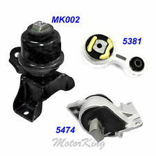 Motor & Trans Mount Ford Fusion Mercury Milan 2.3L 3.0L 5381 5474 5473 M947