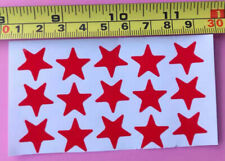 D5 Sticky paper Chinese gift Child sticker Child reward red star free shipping