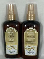 Pack (2) Mystic Divine Color Care Luminous Shine After Color Treatment NEW 4 oz.