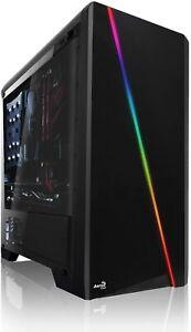 Ultra SSD Ryzen7 16-Thread - 16GB - GTX 1650 4GB - 512 GB SSD Gaming-PC Computer