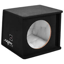 "SKAR AUDIO SINGLE 15"" PORTED SUBWOOFER ENCLOSURE - 3.85 FT^3 @ 31 HZ 