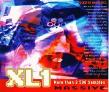 POLESTAR MAGNETICS XL1 X STATIC GOLDMINE SAMPLE CD SAMPLING CD