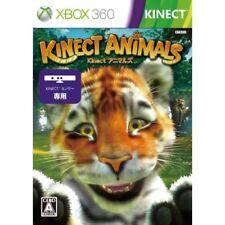 Used Xbox360 Kinect Animals Japan Import
