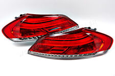 BMW Z4 E89 2009-2012 Tail Lights Rear Lamps PAIR OEM