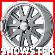 "17x7 17x9 American 17"" Racing VN527 wheels Ford Mustang 67 68 69 Shelby Eleanor"