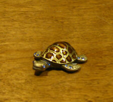 Jeweled Trinket Box #J603 TURTLE, NEW/Box From Retail Store, from Welforth