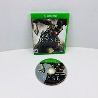 Ryse Son Of Rome Microsoft Xbox One Video Game No Manual