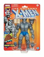 Beast 2020 Retro Collection Uncanny X-Men Marvel 80th Anniversary Figur Hasbro