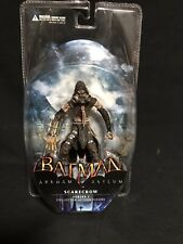 DC Direct Arkham Asylum Scarecrow Action Figure Brand New Sealed Series 1