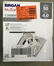 C350BN Nutone Bathroom Fan Motor Asm For 696N B Unit Replacement