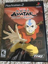 Avatar The Last Airbender Ps2 Video Game