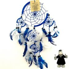 Blue White Football Chelsea Everton Leicester City Dream Catcher