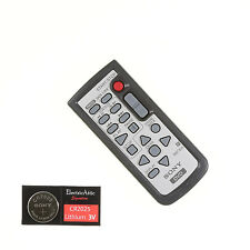 SONY RMT-835 DVD DCRSR100, DCRSR62, DCRDVD405 REMOTE CONTROL w/Batteries