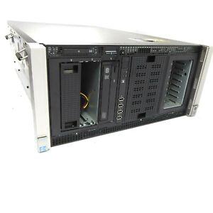 HP ProLiant DL350p Gen8 - E5-2630 @ 2.4GHz 16GB DDR3 Raid: P420i x2 750W PSU