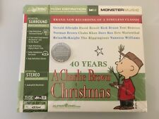 Monster Cable 40 Years  Charlie Brown Christmas CD Limited Edition