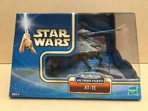Star Wars Micro Machines Action Fleet AT-TE. BNIB.