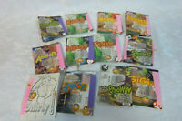 55 Ty Beanie Babies Trading Cards & Color Your Own