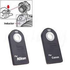 IR Wireless Infrared Shutter Release Remote Control for Canon/Nikon DSLR Camera