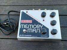 VINTAGE ELECTRO HARMONIX DELUXE MEMORY MAN - FREE UK DELIVERY