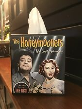 THE HONEYMOONERS TISSUE BOX COVER