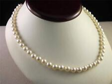 Mikimoto Cultured Pearls 6.5mm 23in 18kt Gold Mikimoto Kokichi