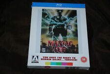 Maniac Cop - OOP Arrow Window Box Limited Edition - Bruce Bubba Ho-Tep Campbell