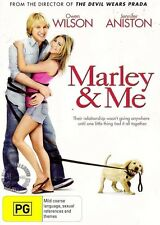 MARLEY and ME : NEW DVD