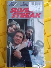 Silver Streak ~ New VHS Movie ~ 1976 Gene Wilder Richard Pryor Comedy Video 1993