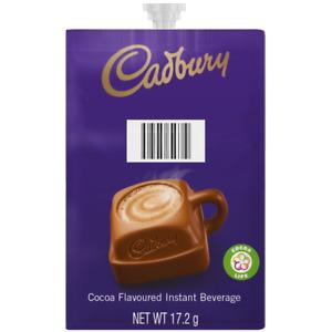 Flavia Cadbury Hot Chocolate 72 Drinks Sachets