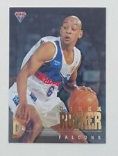 1994 Futera NBL Series II Basketball Defensive Giants #DG5 Derek Rucker
