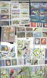 Marshall Islands Mint Never Hinged MNH Tab Booklet All Different Stamp Lot H72