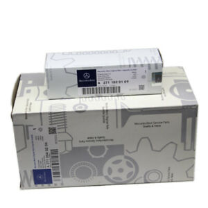 Mercedes Benz W203 C-Class Cabin Air And Oil Filter Kit