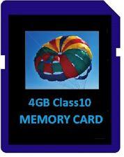 cámaras Trail Tablero de cámaras DSLR cámaras 8GB clase 10 tarjetas de memoria SD para cámaras