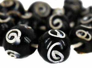 12 Zen Venetian Trade Beads Africa Loose SALE WAS $99.00