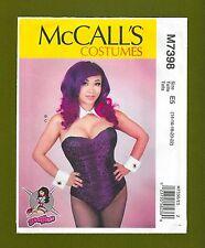McCalls Sewing Pattern 7398~Yaya Han's Bodysuit Cosplay Costume (Sizes 14-22)