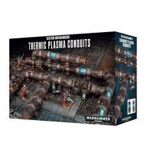 Sector Mechanicus Thermic Plasma Conduits Games Workshop Terrain 40k Necromunda