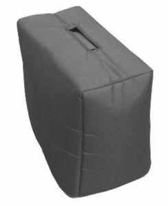 """Allen 5F1+ Combo Amp Cover - 1/2"""" Padded, Black, Made in USA by Tuki (alle014p)"""