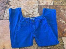Peek Size 8 Blue Corduroy Pants