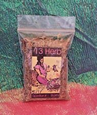13 HERB AROMATIC  BATH / INCENSE ~ Cleansing, Purification, Uncrossing
