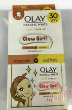 6x Olay Natural White Cream,brightening Light Ton Skin care,Sunblock,Smooth.