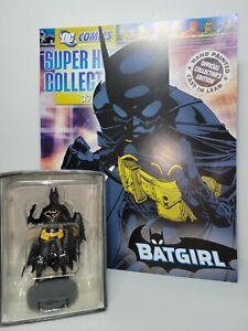 Eaglemoss DC Comics Super Hero Collection Special Batgirl Cassandra Cain MIB