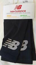 New Balance Nb2021-001Nlxl-Nbc Sports Compression Arm Sleeves ~ L/ Xl
