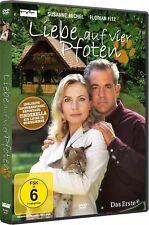 Liebe auf vier Pfoten [DVD/NEU/OVP] TV-Romanze mit Susanne Michel, zwei Luchse