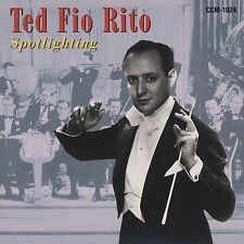 `Fio Rito, Ted`-Spotlighting On Ted Fio Rito  CD NEW