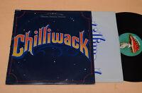 CHILLIWACK LP DREAMS DREAMS DREAMS PROG 1°ST ORIG +INNER 1976 AUDIOFILI EX+