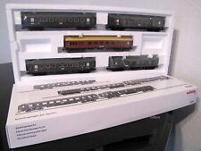 Märklin 42765,  Schnellzugwagenset 5-tlg verschiedener Länderbahnen, neu in OVP